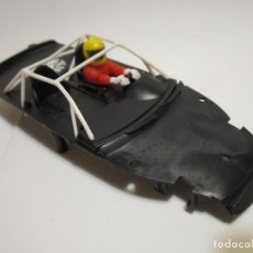 Scalextric: COCKPIT Y PILOTO HYUNDAI ACCENT CARTRIX. Lote 135071382