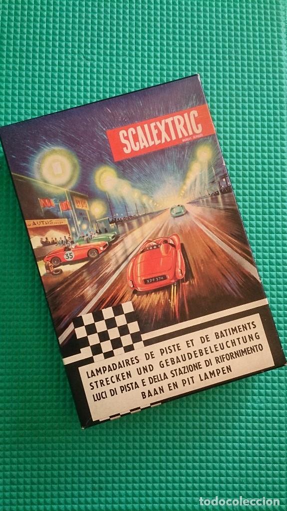JUEGO LUCES SCALEXTRIC TRI-ANG (Juguetes - Slot Cars - Scalextric Pistas y Accesorios)