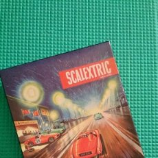 Scalextric: JUEGO LUCES SCALEXTRIC TRI-ANG. Lote 135434738