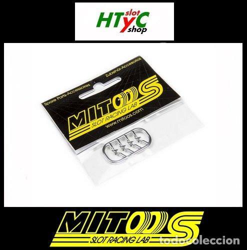 CARTRIX MITOOS PALOMILLAS BORRANI DE 3 BRAZOS M135 (Juguetes - Slot Cars - Scalextric Pistas y Accesorios)