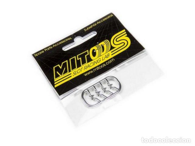 Scalextric: CARTRIX MITOOS PALOMILLAS BORRANI DE 3 BRAZOS M135 - Foto 3 - 136036014