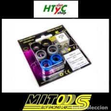 Scalextric: CARTRIX MITOOS NEUMATICOS CLIMA MAS DADO M049. Lote 136036798
