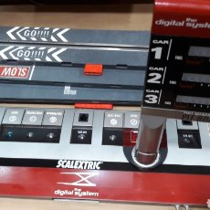 Scalextric: PIT BOX DIGITAL SYSTEM SCALEXTRIC. Lote 136741540