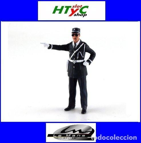LE MANS MINIATURES MARCEL POLICIA DE TRANSITO FLM132053M (Juguetes - Slot Cars - Scalextric Pistas y Accesorios)