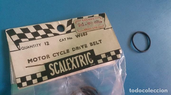 Scalextric: GOMA SIDECAR SCALEXTRIC TRI-ANG W603 TYPHOON HURRICANE - Foto 2 - 184006438