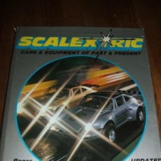 Scalextric: LIBRO SCALEXTRIC DE ROGER GILLHAM. Lote 137608730