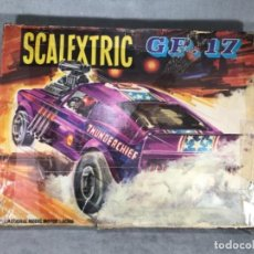 Scalextric: SCALEXTRIC GP-17 - FORD MUSTANG REF:4049. Lote 143070540