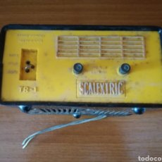 Scalextric: TRANSFORMADOR TR-1 AMARILLO SCALEXTRIC EXIN. Lote 139181928