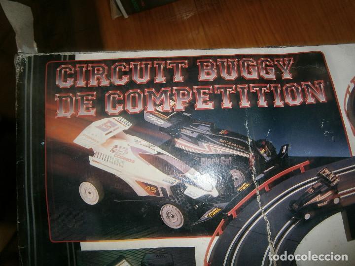 ¡CIRCUIT BUGGY DE COMPETITION AÑOS 90 (Juguetes - Slot Cars - Scalextric Pistas y Accesorios)