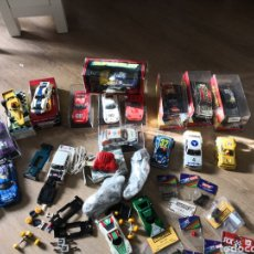 Scalextric: GRAN LOTE SCALEXTRIC EXIN SRS. Lote 139932354