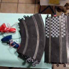 Scalextric: LOTE SCALEXTRIC. Lote 140613494