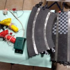 Scalextric: LOTE SCALEXTRIC. Lote 140615418