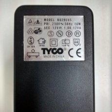 Scalextric: SCALEXTRIC TRANSFORMADOR ORIGINAL TYCO COMO NUEVO. Lote 140661794