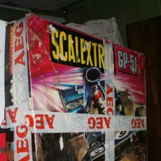 Scalextric: ANTIGUA CAJA SCALEXTRIC GP-51. Lote 140798818