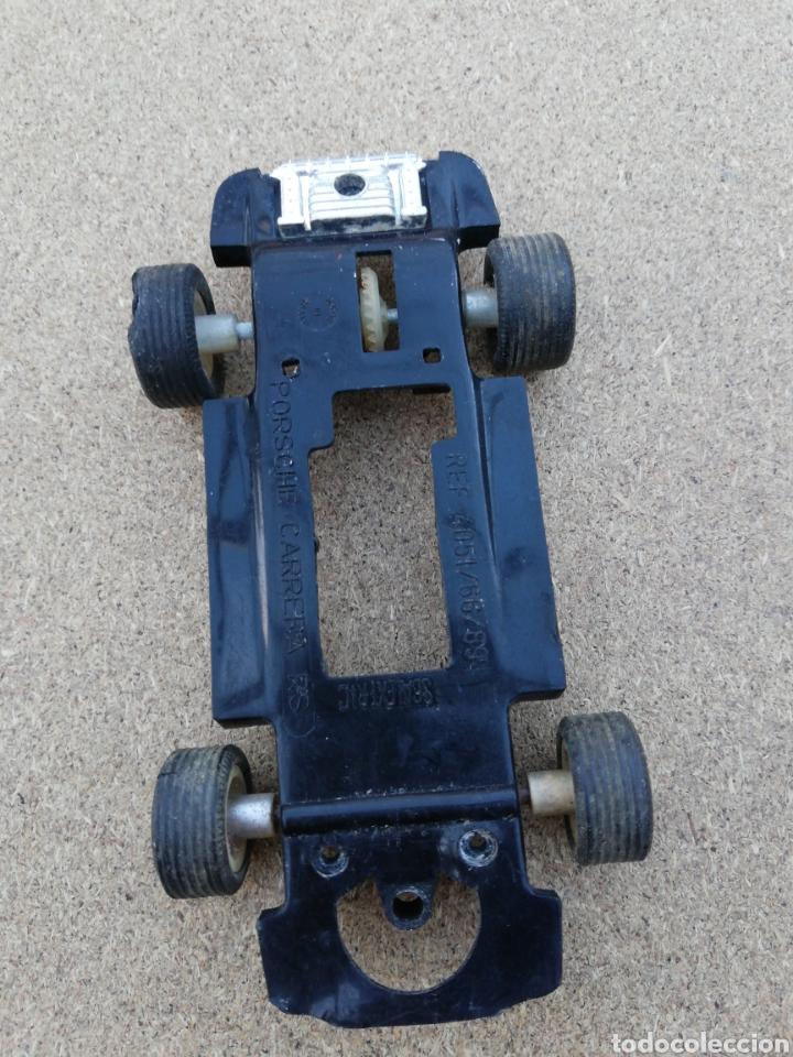 Scalextric: Coche Scalextric chasis ruedas porche rs - Foto 2 - 141106218