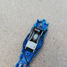 Scalextric: COCHE SCALEXTRIC CHASIS Y MOTOR TYRRELL. Lote 141107016