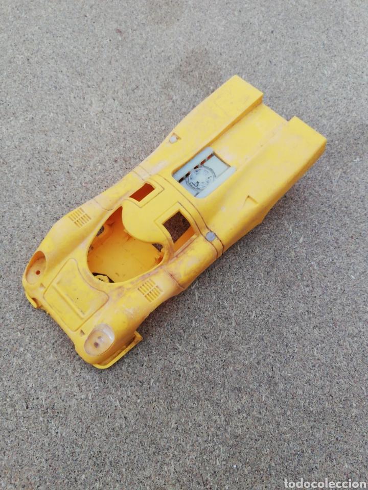 COCHE SCALEXTRIC (Juguetes - Slot Cars - Scalextric Pistas y Accesorios)