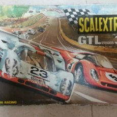 Scalextric: CIRCUITO SCALEXTRIC GT LEMANS 30. Lote 143316893