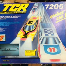 Scalextric: TCR 7205 SCALEXTRIC EXIN FLY NINCO ETC.... Lote 143327412