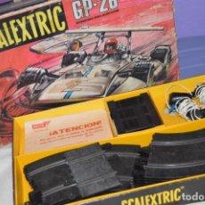Scalextric: VINTAGE - PISTA / SET / CAJA / CIRCUITO SCALEXTRIC GP 26 - EXIN SPAIN - SIN COCHES - ENVÍO 24H. Lote 143872538
