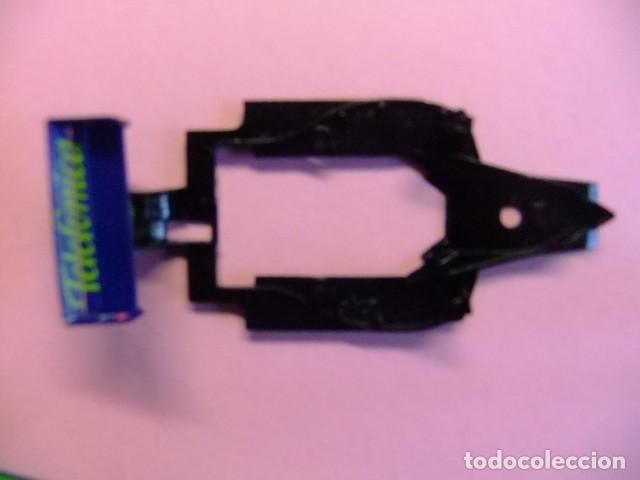 SCALEXTRIC CHASIS MINARDI F 1 TELEFONICA (Juguetes - Slot Cars - Scalextric Pistas y Accesorios)