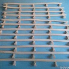 Scalextric: SCALEXTRIC 12 VALLAS GRISES(FABRICADO EN ESPAÑA). Lote 145248928