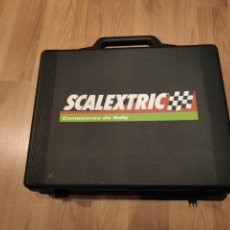 Scalextric: SCALEXTRIC MALETÍN CAMPEONES DE RALLY ALTAYA. Lote 171575612
