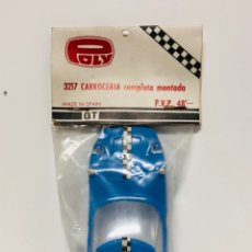 Scalextric: SCALEXTRIC EXIN POLY REF 3201 OSI SCARABEO CARROCERÍA MONTADA REF 3217. Lote 147389800