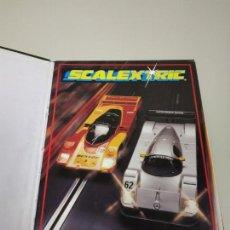 Scalextric - J- CATALOGO ENCUADERNADO SCALEXTRIC 32 ND EDITION 1995 51 PAG 21 X 31 CMS Nº 24 - 147904718