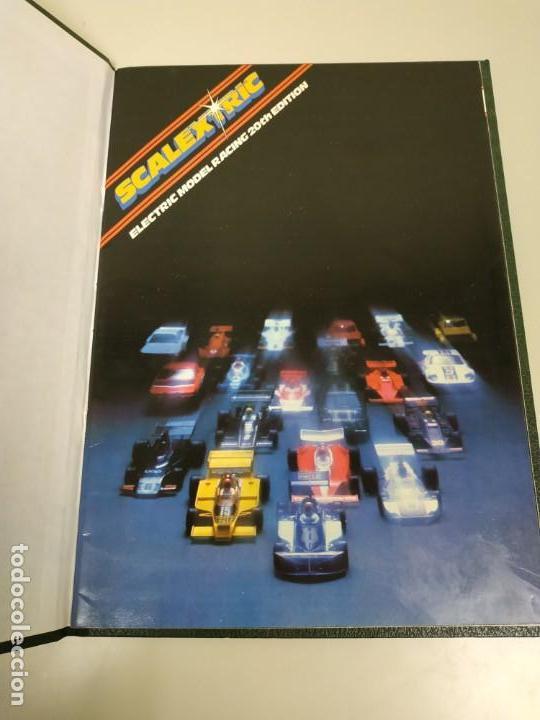 J- CATALOGO ENCUADERNADO 21 X 31 CMS SCALEXTRIC 20 TH EDITION 1979 35 PAG Nº 29 (Juguetes - Slot Cars - Scalextric Pistas y Accesorios)