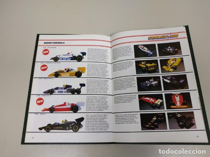 Scalextric: J- CATALOGO ENCUADERNADO 21 X 31 CMS SCALEXTRIC 20 TH EDITION 1979 35 PAG Nº 29 - Foto 3 - 147907586