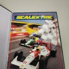 Scalextric - J- CATALOGO ENCUADERNADO 31 X 21.5 CMS SCALEXTRIC 31 ST EDITION 1990 Nº 33 - 147910970