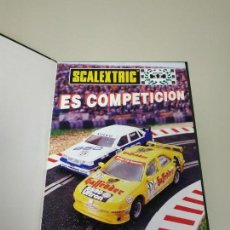 Scalextric: J10- CATALOGO ENCUADERNADO 31 X 21.5 CMS SCALEXTRIC TYCO 15 PAG 1998 Nº 41. Lote 147914326