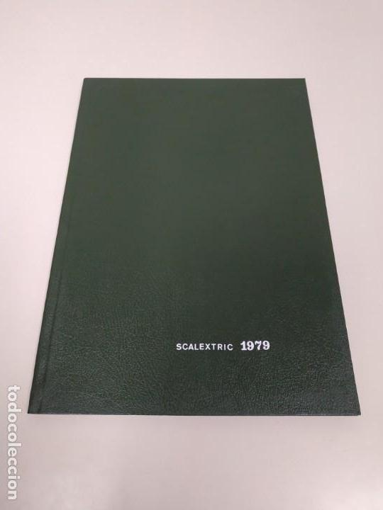 Scalextric: J- CATALOGO ENCUADERNADO 21 X 31 CMS SCALEXTRIC 20 TH EDITION 1979 35 PAG Nº 29 - Foto 4 - 147907586