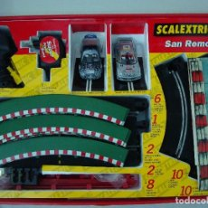 Scalextric: SCALEXTRIX SAN REMO. Lote 148987138