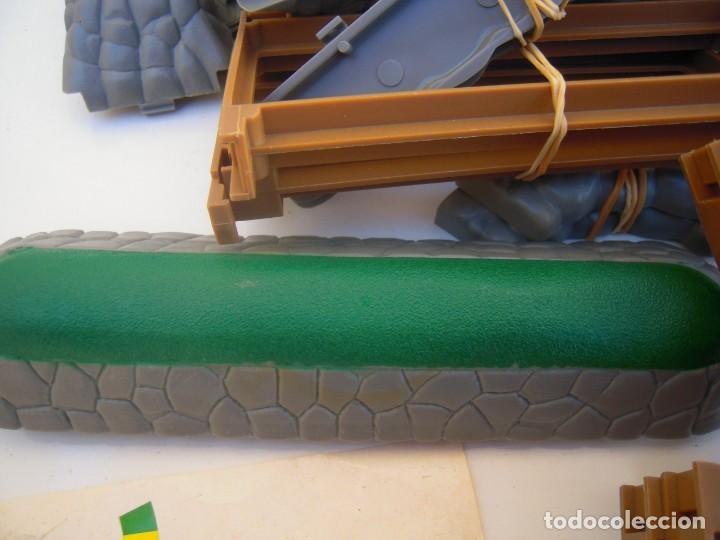 Scalextric: lote de obtaculos de sts muchos de todo tipo - Foto 2 - 150562818