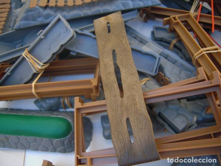 Scalextric: lote de obtaculos de sts muchos de todo tipo - Foto 6 - 150562818