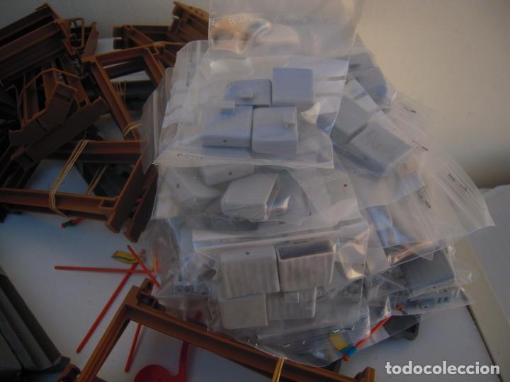 Scalextric: lote de obtaculos de sts muchos de todo tipo - Foto 9 - 150562818