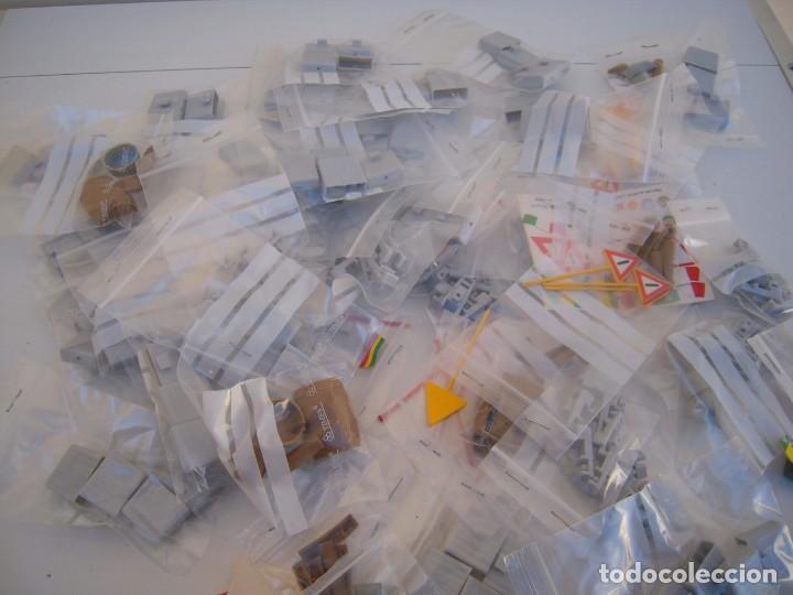 Scalextric: lote de obtaculos de sts muchos de todo tipo - Foto 17 - 150562818