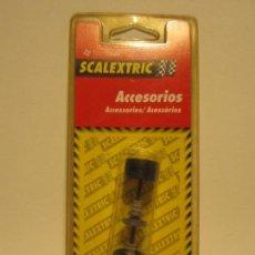 Scalextric: EJE I EJES I RUEDAS I TREN DE RUEDAS TRASERO FERRARI F-40 NUEVO SCALEXTRIC. Lote 150580494