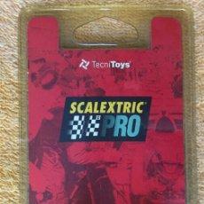 Scalextric: SCALEXTRIC NEUMÁTICO PRO 2 (DIÁMETRO 21X12 MM) REF 5004. Lote 156557938