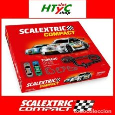 Scalextric: SCALEXTRIC COMPACT CIRCUITO TORNADO CHASE SCX C10256S500. Lote 151609026