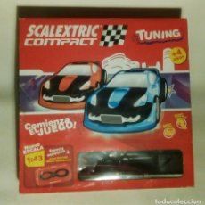 Scalextric: SCALEXTRIC COMPACT TUNING . Lote 151861290