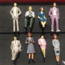 Scalextric: FIGURAS CLASICAS SCALEXTRIC....SLOT.......1/32.....1/35...DIORAMAS. Lote 152267730