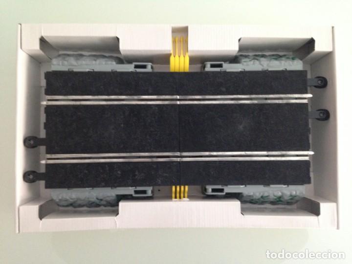 Scalextric: SLOT, SCALEXTRIC 8802,CAMBIO DE RASANTE, BADÉN, PUENTE, 3x1 - Foto 3 - 152407746