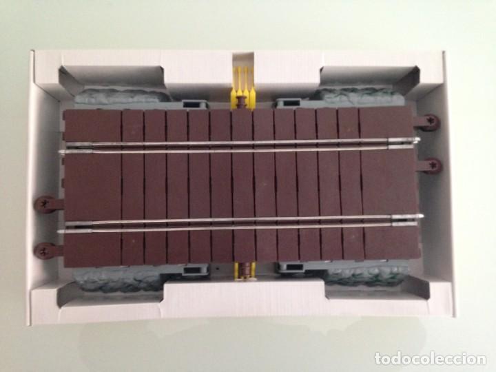 Scalextric: SLOT, SCALEXTRIC 8802,CAMBIO DE RASANTE, BADÉN, PUENTE, 3x1 - Foto 4 - 152407746
