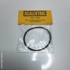 Scalextric: SLOT SCALEXTRIC EXIN PAR CORREAS TRANSMISION AUDI QUATTRO REF.5160. Lote 154711614