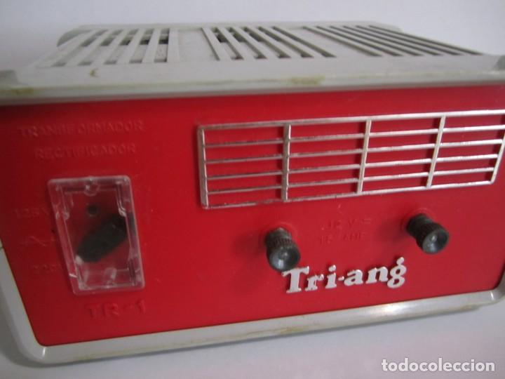 TRANSFORMADOR SCALEXTRIC TRI-ANG EXIN (Juguetes - Slot Cars - Scalextric Pistas y Accesorios)
