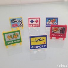 Scalextric: SLOT, CARTELES , SCALEXTRIC, SUPERSLOT, NINCO, FLY. Lote 154784222
