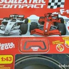 Scalextric: SCALEXTRIC COMPACT. Lote 156666118